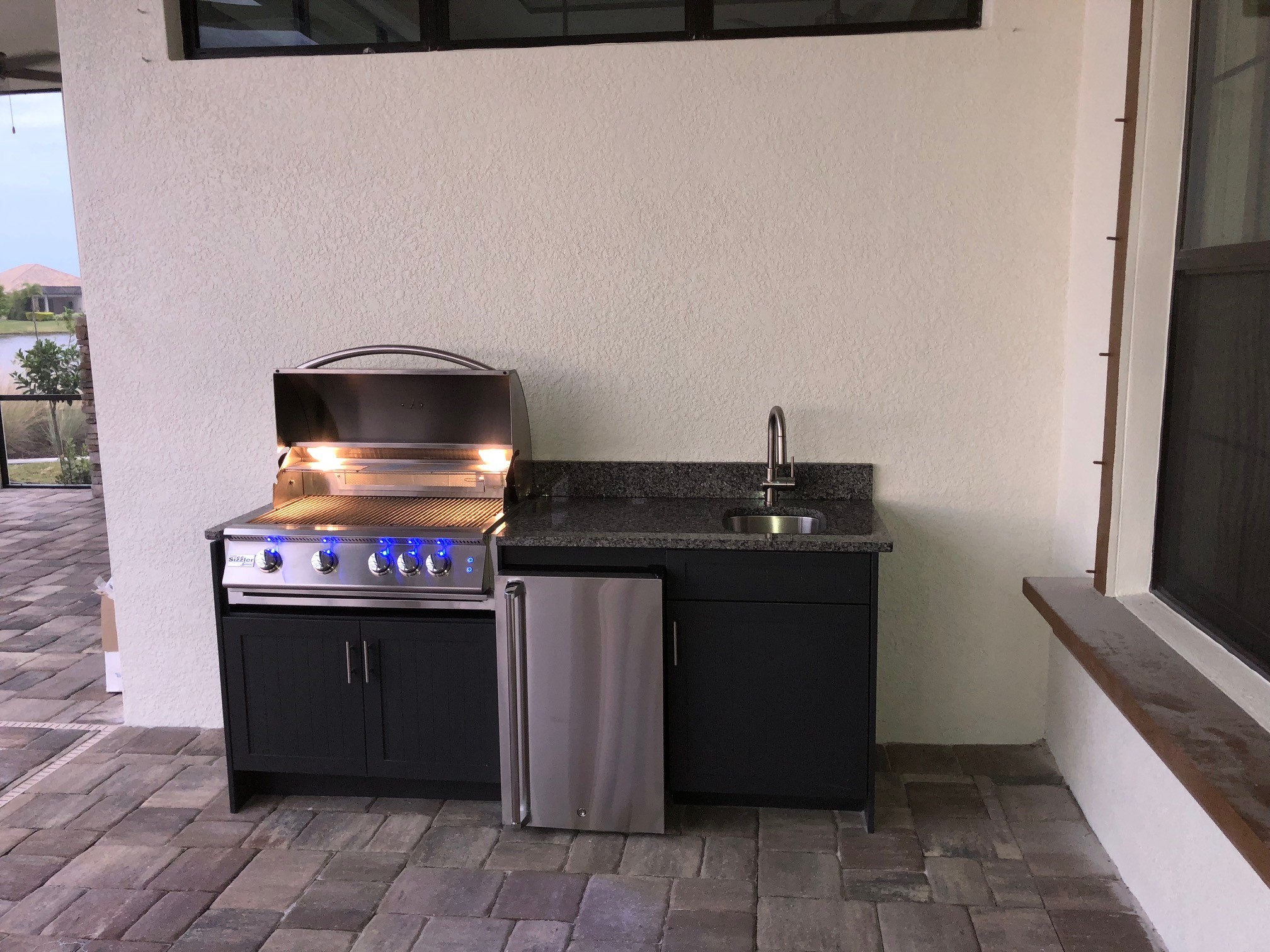 Outdoor Kitchen Tampa