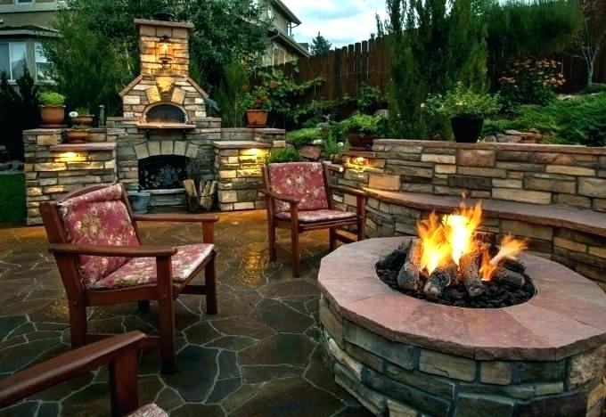 Outdoor Fireplace Vs Fire Pit Synergy Living
