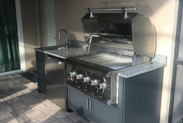 AMG Outdoor Kitchen