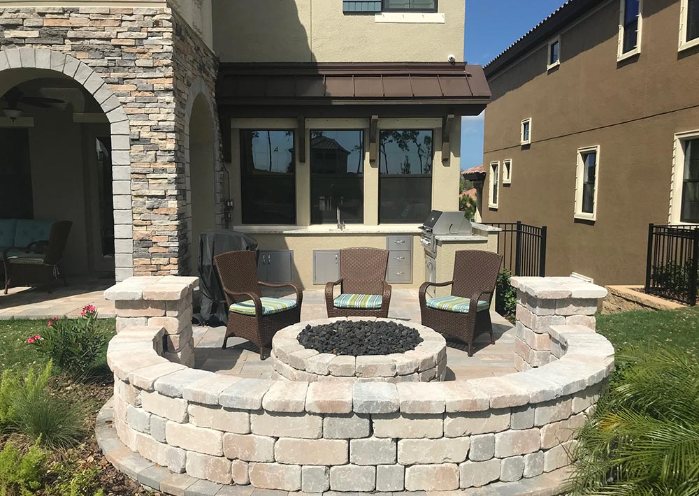 Fire & Water: Features to Enhance Your Outdoor Living Space