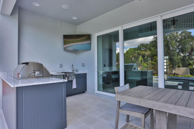 Location, Location: Tips for Your Outdoor Kitchen