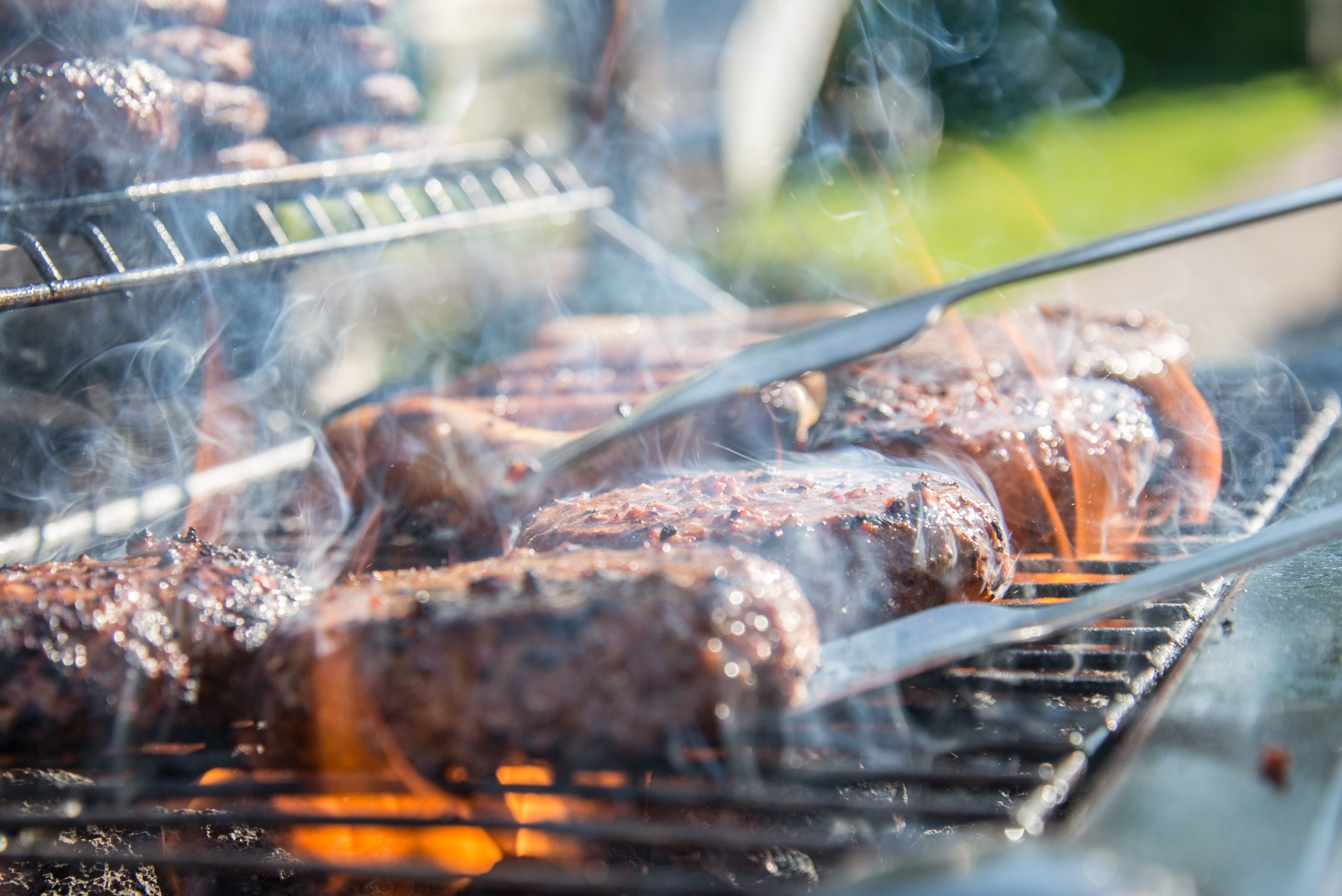 Sizzling Tips for Spring Grilling
