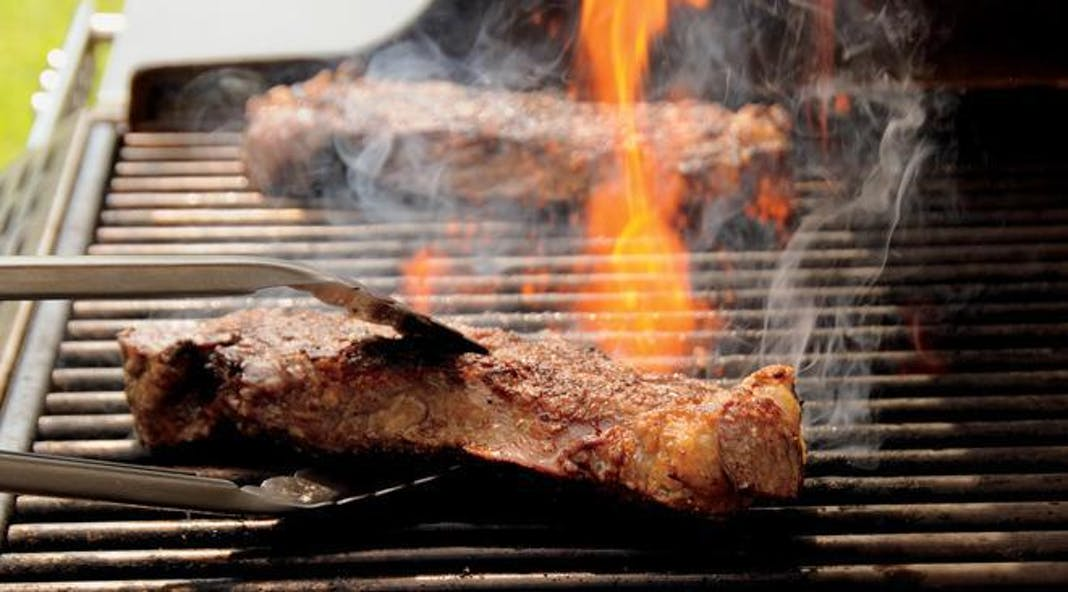 Are Grill Flare-Ups Bad?