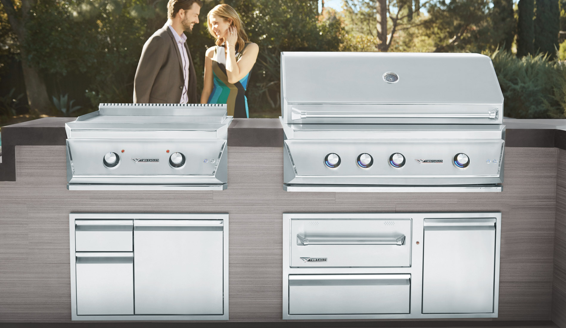 Gas Grill Guide: Twin Eagles